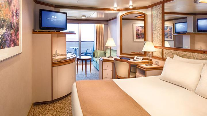 Mini Suite with Balcony – [MD]