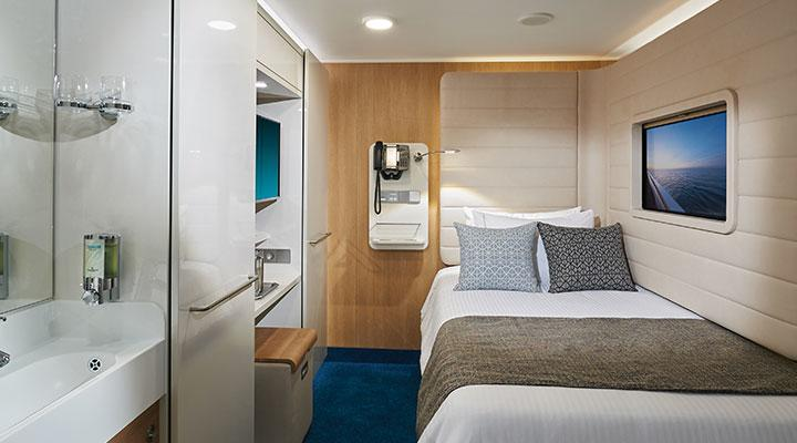 Studio – Connecting Stateroom