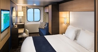 Oceanview Stateroom – Guaranteed
