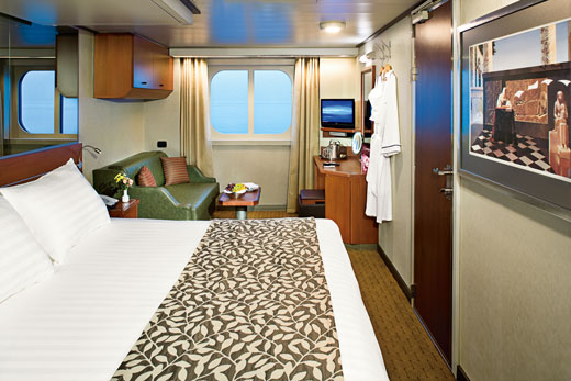 Large Ocean view Stateroom – [F]