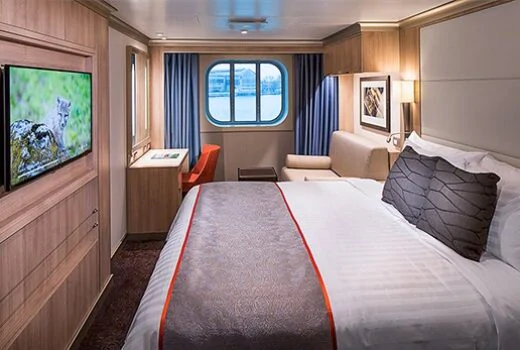 Large Ocean View Stateroom – [C]