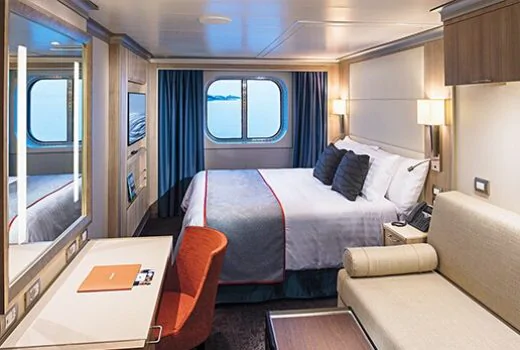 Family Ocean View Stateroom – [FB]
