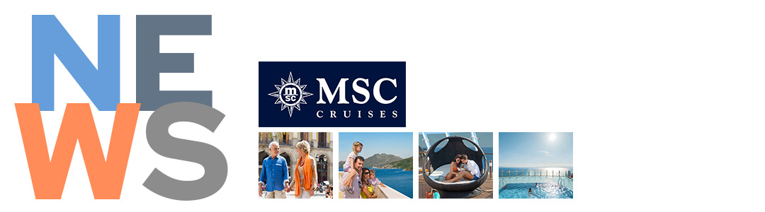 MSC CRUISES ANNOUNCES NEW WINTER 2020/2021 PROGRAMME