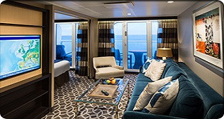 Grand Suite with Large Balcony – [GB]