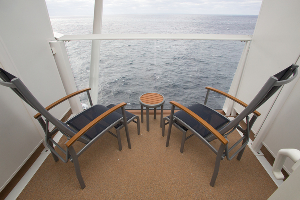 Superior Ocean View Strateroom with Balcony – [OS]