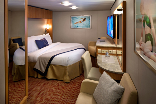 Inside Stateroom – Guaranteed – [Z]