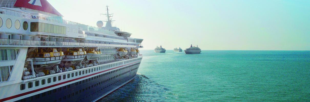 Two New Ships For Fred. Olsen Cruise Lines