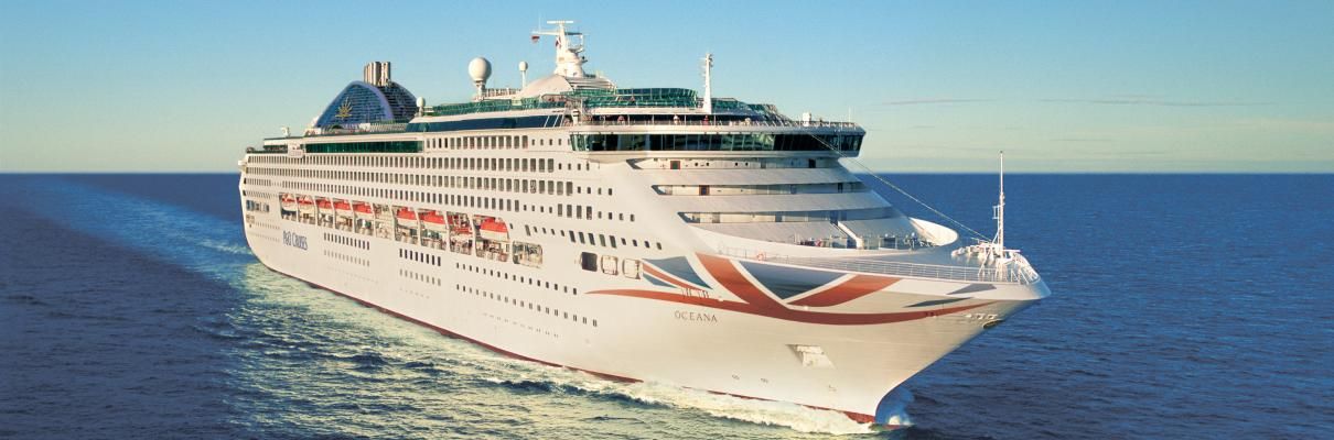 P&O Cruises – Oceana Leaves Fleet