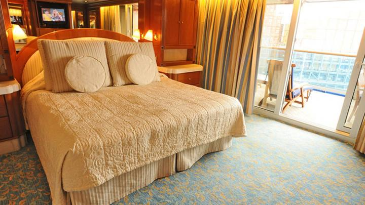 Grand Suite with Balcony – [S1]