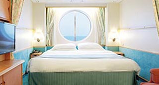 Ocean View Stateroom – Guaranteed – [YO]