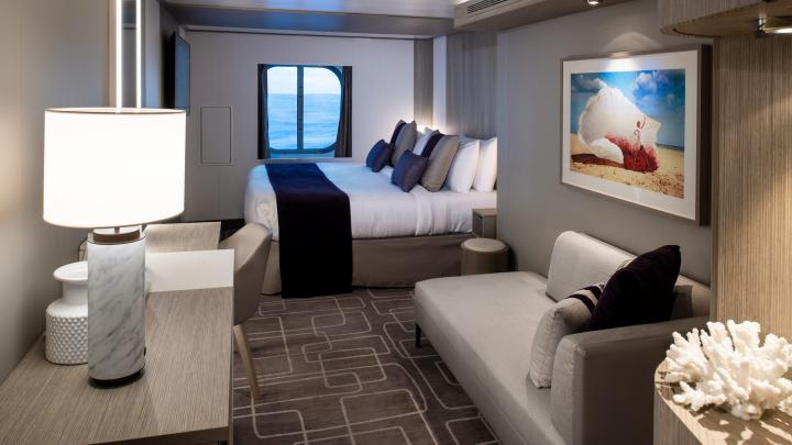 Ocean View Stateroom – [05]