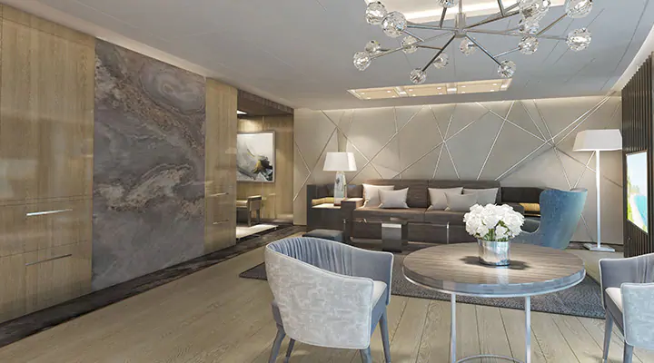 The Haven Deluxe Owner's Suite with Large Balcony – [H2]
