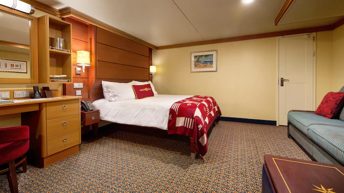 Deluxe Inside Stateroom – [10A]