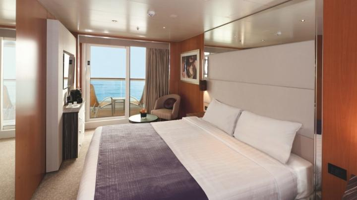 Junior Suites with Sea-View Balcony – [SJB]