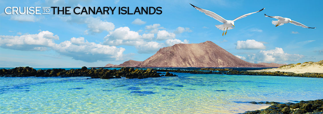 Cruise to… The Canary Islands
